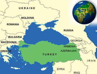 Hbse Turkish Women - Where is turkey located